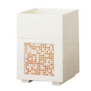 骨壺が収納できるペット供養のメモリアルプランター 30cm (ピンク) (NR-MEM-PLS-MTGN-WH)|gardens