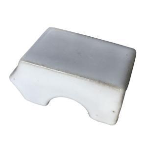 ■素材:釉薬陶器 ■外サイズ:幅(直径)7.5cm×奥行 4cm×高さ 4cm ■重さ:約0.5kg...