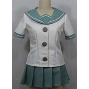 艦隊これくしょん 阿武隈  コスプレ衣装cc1167|gargamel-store
