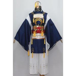 刀剣乱舞 三日月宗近 コスチューム パーティー イベント コスプレ衣装cc1435|gargamel-store