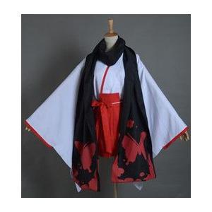 妖狐×僕SS 白鬼院凜々蝶 先祖返りVer 和服 巫女服 コスプレ衣装|gargamel-store