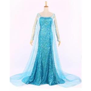 映画 Disney ディズニー Frozen アナと雪の女王 コスプレ衣装 gargamel-store