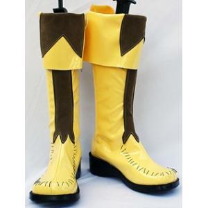 コスプレ靴 ラグナロクオンライン Ragnarok Online   Noviceb コスプレブーツ オーダーサイズ製作可能m813|gargamel-store