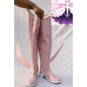 コスプレ靴  魔法少女まどか☆マギカ 女神まどか コスプレブーツm1057|gargamel-store