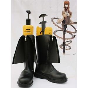 コスプレ靴   STEINS;GATE 牧瀬紅莉栖   コスプレブーツ オーダーサイズ製作可能|gargamel-store
