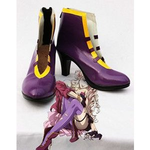 コスプレ靴  マクロスF  シェリル 最終装 コスプレブーツm1093|gargamel-store