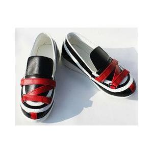 コスプレ靴   キングダムハーツ2 ロクサス コスプレブーツm110|gargamel-store