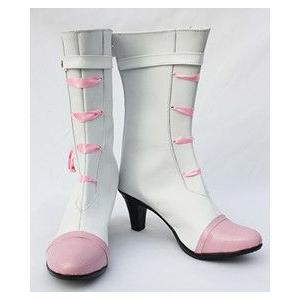 コスプレ靴  マクロスF  シェリル ウェディング コスプレブーツm1191|gargamel-store