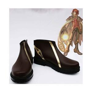 コスプレ靴 ラグナロクオンライン ウィザード コスプレブーツ オーダーサイズ製作可能m1207|gargamel-store
