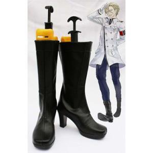 コスプレ靴  ギルティクラウン ダリルブーツm1212|gargamel-store