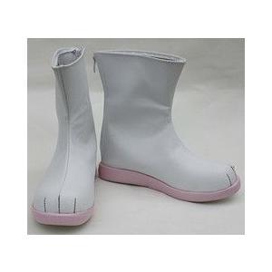コスプレ靴  魔法少女まどか☆マギカ キュゥべえ 擬人化 コスプレブーツm1320|gargamel-store