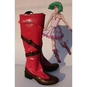 コスプレ靴  マクロスF ランカ・リー コスプレブーツm1460|gargamel-store
