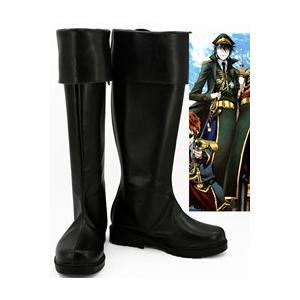 コスプレ靴  【K】  第二季  夜刀神 狗朗  コスプレブーツ オーダーサイズ製作可能m2738|gargamel-store