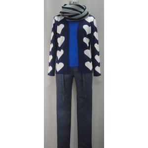 うたの☆プリンスさまっ♪ HE★VENS帝ナギ コスプレ衣装s1569|gargamel-store