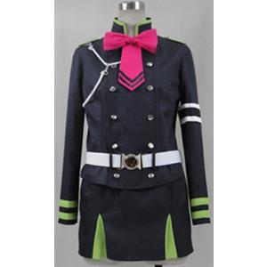 終わりのセラフ 柊 シノア コスチューム パーティー イベント コスプレ衣装s1879 gargamel-store