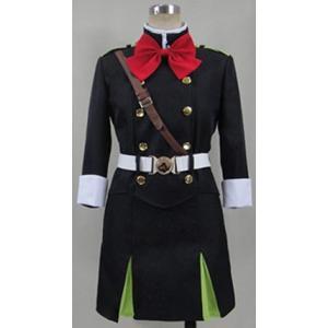 終わりのセラフ 三宮三葉 コスチューム パーティー イベント コスプレ衣装s1898|gargamel-store