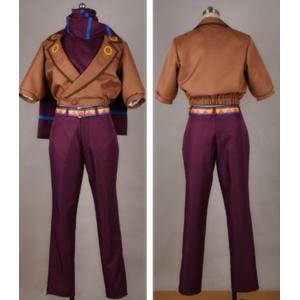 ジョジョの奇妙な冒険 第二部 コスプレ衣装w2105|gargamel-store