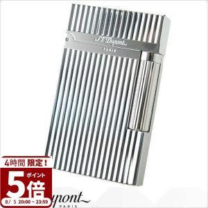 エステー デュポン ガスライター S.T.Dupont ライター 喫煙具 ライン2 016817 高級 モンパルナス ヴァーティカルライン プレゼント 刻印 名入れ