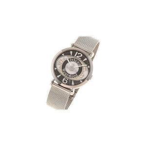 ヴィヴィアン 時計 腕時計 ヴィヴィアンウエストウッド ワールドオーブ World Orb シルバー×ブラック 黒 VW7065-B35-F vivienne westwood|garlandstore