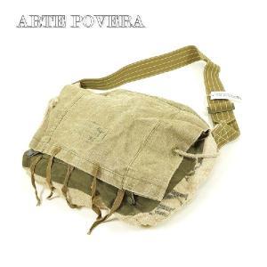 ARTE POVERA ミリタリーショルダーバック 2006 SEP61|garo1959