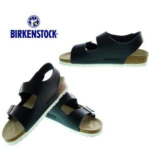 BIRKENSTOCK  ビルケンシュトック 1006153  Milano BS ミラノ Blue レディースサンダル|garo1959