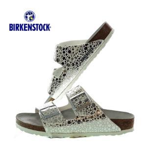 BIRKENSTOCK  ビルケンシュトック  1008870  Arizona BS  アリゾナ  Metalic Stone Silver メタリックストーンシルバー |garo1959