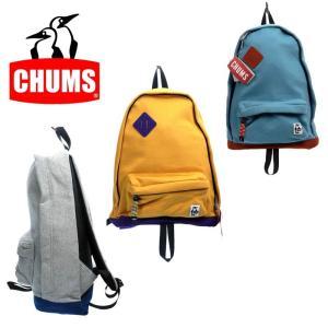 チャムス ch60-0681 クラシックデイパック スウェットナイロン CHUMS デイパック リュック バックパック ユニセックス|garo1959