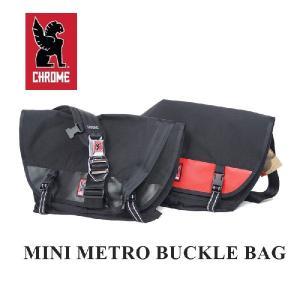 CHROME Mini Metro Buckle Bag メッセンジャーバッグ|garo1959
