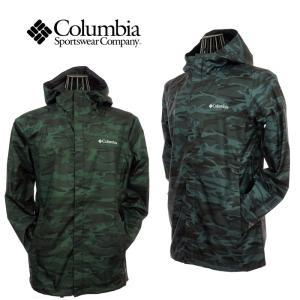 Columbiaコロンビア  Watertight Printed JKT  ウォータータイト プリンテッド ジャケット  RE1001 338 command camo|garo1959