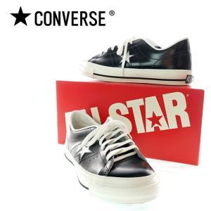 CONVERSE コンバース  ONE STAR J   ワンスタージェイ  BLK/WHT   MADE IN JAPAN   スニーカー|garo1959