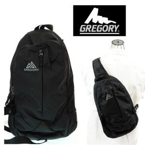 GREGORY グレゴリー  SKETCH 8  スケッチ8  TRUE BLACK  ボディバック|garo1959