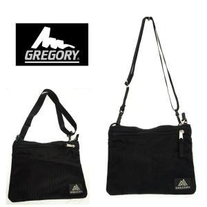 GREGORY グレゴリー 109458 CLASSIC SACOCHE M BAL クラシックサコッシュ BLACK BAL サコッシュショルダー|garo1959
