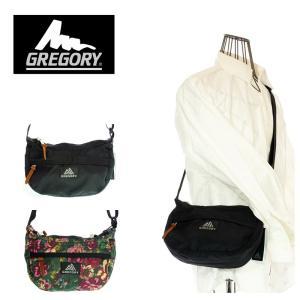 GREGORY グレゴリー 119656 TEENY SATCHEL ティーニーサッチェル BLACK/GARDEN TAP ショルダーバッグ|garo1959
