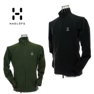 Haglofs ホグロフス 604060 Astro Jacket Men  Deep Woods / True Black  フリースジャケット |garo1959