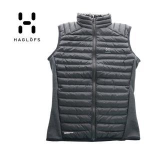 Haglofs ホグロフス 604104 Essens Mimic Vest Men エッセンスミミックベスト True Black メンズベスト|garo1959