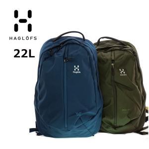 HAGLOFS  ホグロフス 338116 VOLT LARGE  ボルトラージ BLUE INK/DEEP WOODS 22L  リュック デイパック|garo1959