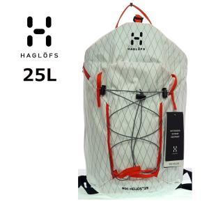 HAGROFS ホグロフス  338088  ROC HELIOS 25 ロックヘリオス   WHITE/TRUE BLACK  25L  リュック バックパック|garo1959