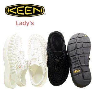 KEEN キーン UNEEK ユニーク 1014100/1014099/101498/1014097 STAR WHITE BLACK/BLACK メンズ レディース|garo1959