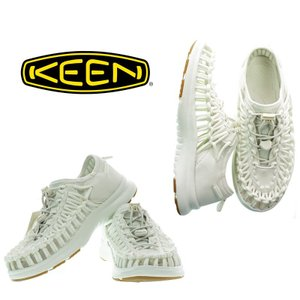 KEEN  キーン  UNEEK  02   ユニーク オーツー 1017059  WHITE HARVEST GOLD  レディース スニーカー サンダル |garo1959