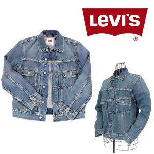 Levi's Red Tab Jacket 70560-0004 リーバイス・レッドタブ テーパードタイプ 2nd(セカンド)トラッカージャケット / 14oz.デニム / ゴーストトラッカー|garo1959