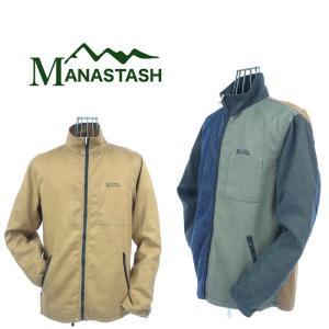 MANASTASH マナスタッシュ ヘンプサイクルジャケット|garo1959