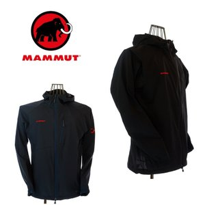 MAMMUT  マムート 1010-25360 GLAIDER Jacket Men グライダージャケット メン  5118 marine/0001 black|garo1959