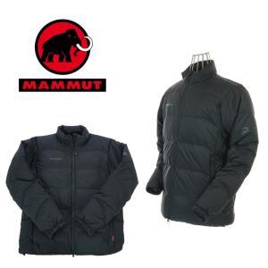 MAMMUT マムート 1013-00721 Xeron IN Jacket AF Men エクセロンインジャケット black|garo1959