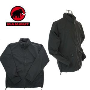 MAMMUT マムート 1012-00230 Mountain Tuff Jacket マウンテンタフジャケット black|garo1959