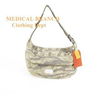 MEDICAL BRANCH ショルダーバッグ/カモ柄|garo1959