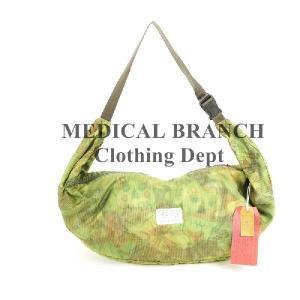 MEDICAL BRANCH Clothing Dept ラップバック|garo1959
