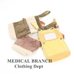MEDICAL BRANCH Clothing Dept  スマフォ携帯 ポケット|garo1959