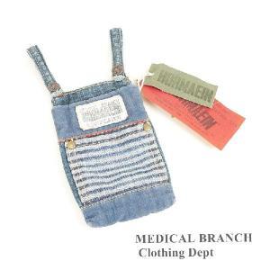 MEDICAL BRANCH Clothing Dept スマフォ・携帯ポケット|garo1959