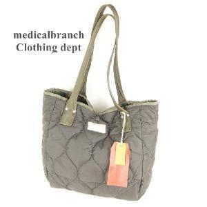 MEDICAL BRANCH アンティーックキルティングトート BAG|garo1959