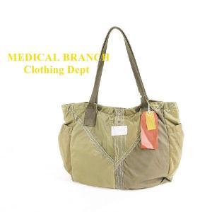 MEDICAL BRANCH Clothing Dept  ミリタリートートバッグ|garo1959